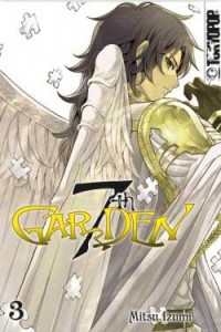 """Cover """"7th Garden"""""""