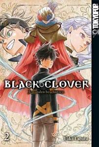 "Cover ""Black Clover"""