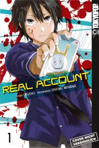 "Cover ""Real Account"""