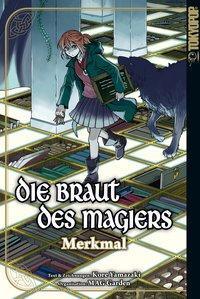"""Die Braut des Magiers - Guidebook """"Merkmal"""""""