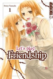 Let's play Friendship Cover