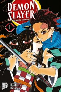 Cover Demon Slayer