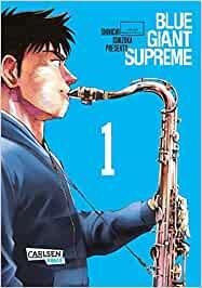 Blue Gant Supreme 1
